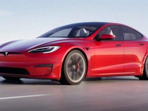 Tesla продаде предварително всичките си коли, които ще бъдат произведени до юни