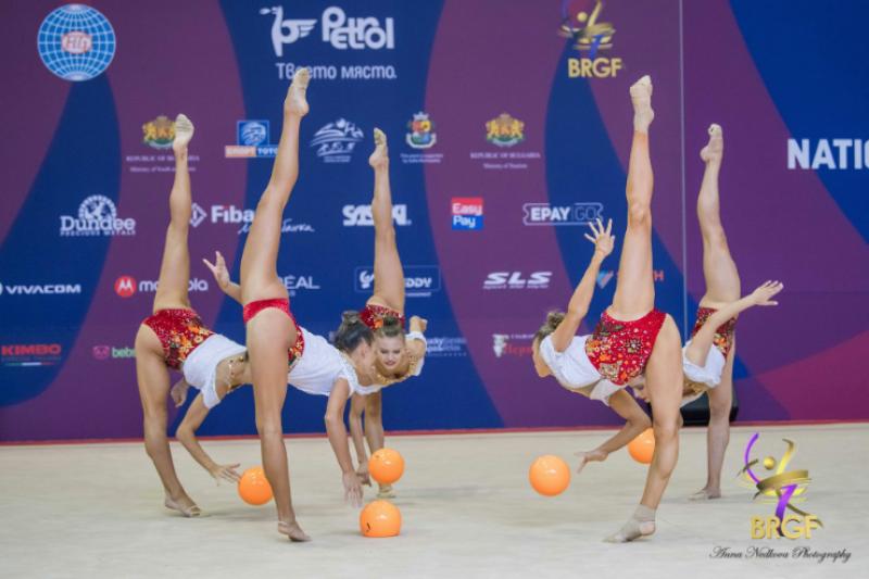 Триумф за златните момичета в Баку