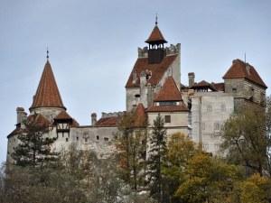 В замъка на Дракула в Румъния откриха център за ваксинация срещу коронавирус