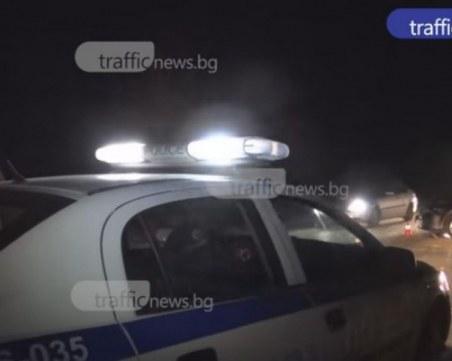 Катастрофа между автобус от градския транспорт и две коли в София