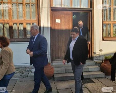 "Заповедта за конкурс за директор на ""Старинен Пловдив"" чака подписа на Зико"