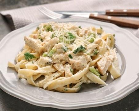 Рецепта на деня: Макарони с пиле в сос от кашу