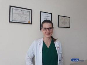 Младите лекари: Д-р Антоанета Чирлова избра да покори мъжкия свят на хирургията