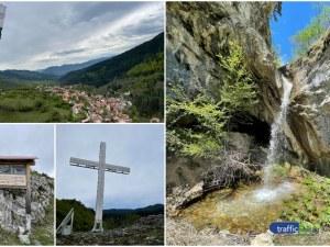 На час от Пловдив: Пещера, обвита в легенди, и магичното родопско село Орехово