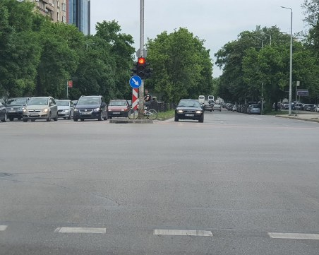 Англичанин? Не, плевенчанин нахлу в насрещното в Пловдив