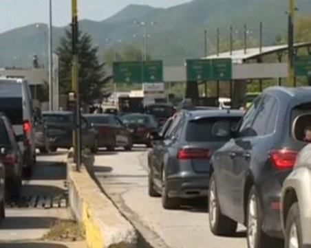 Гърция посреща български туристи − има опашки на границата