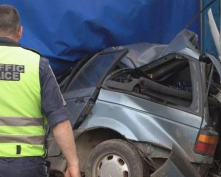 Трима души загинаха при тежка катастрофа на пътя Монтана – Видин