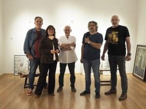 НГСЕИ открива изложба на свои бивши възпитаници по случай 45-годишнината си