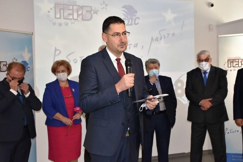 Иван Тотев: ГЕРБ в Пловдив тръгва към промяна, очаквам в листата да има и районни кметове