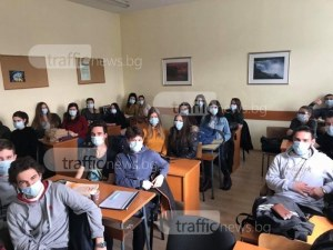 Учениците от VII, VIII и X клас се връщат в класните стаи