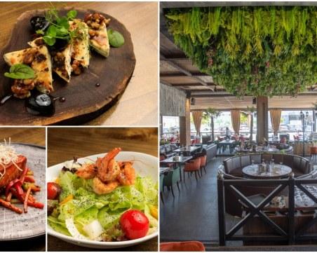 Един от най-добрите ресторанти в Пловдив предлага ново изживяване през лятото