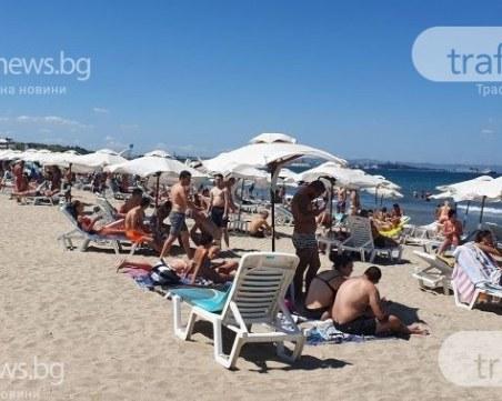 Концесионерите на плажове без възможност за евтини чадъри заради мораториума