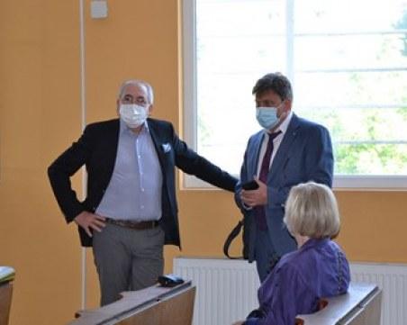 Отстраниха Лютви Местан от съдебно заседание заради размяна на реплики