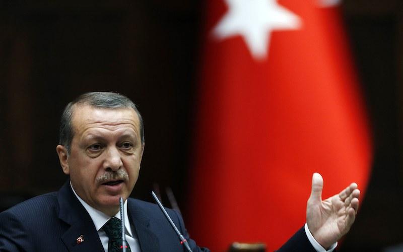 Ердоган: Ръцете на Байдън са изцапани с кръв заради Израел