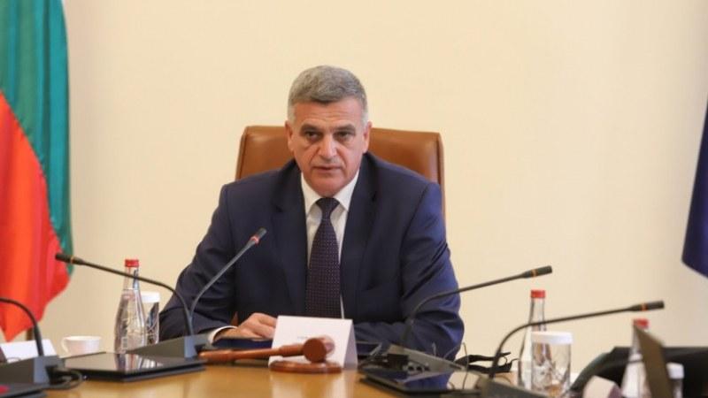Служебното правителство приема план-сметката за изборите