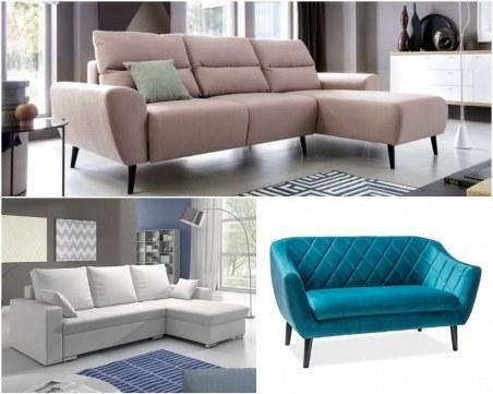 Как да изберем дивани за малки дневни?