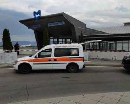 Почина простреляната в софийското метро жена