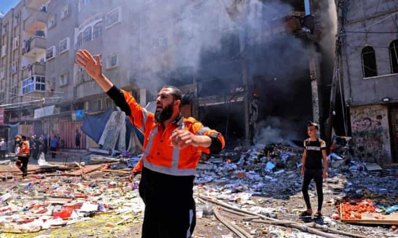 Напрежението между Израел и палестинците не стихва! Над 220 вече са жертвите