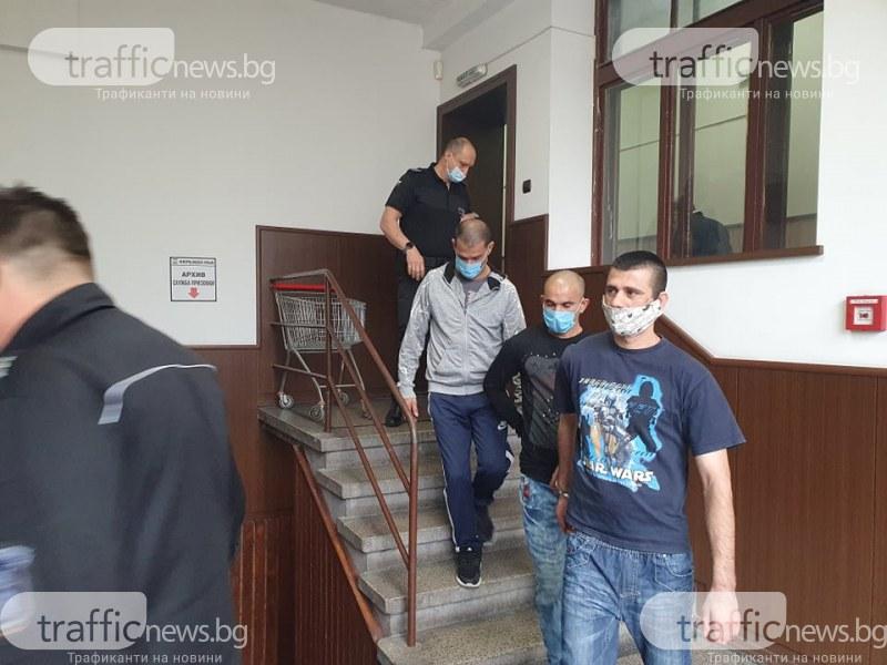 Прокуратурата поиска затвор за ромите биячи от Белозем, още днес тримата ще получат присъди