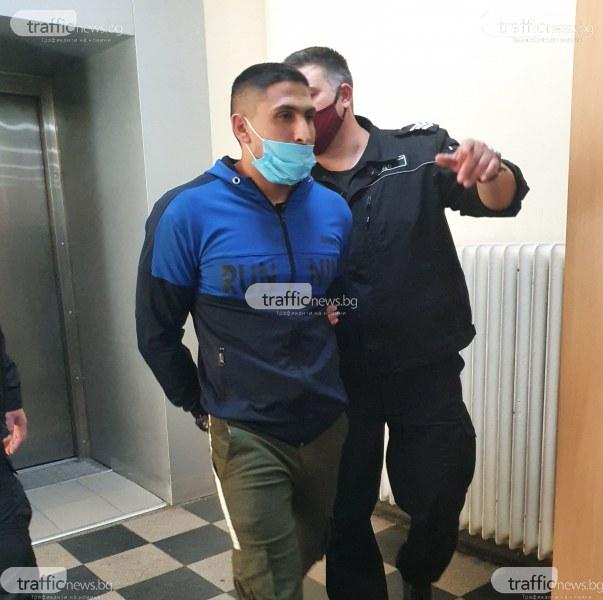 Сашо Илиев, ослепил експолицай край Пловдив - с условна присъда