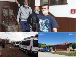 Ромите, пребили и ограбили баба Атанаска от село Белозем, с присъди! Отиват в затвора