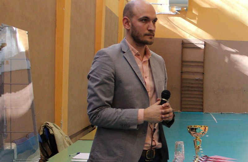 Владимир Котев стана спортен директор в Марица