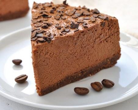 Идея за десерт: Шоколадов чийзкейк