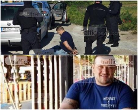Белезници за Качака - едно от остриетата на наказателния отряд на Трето РПУ