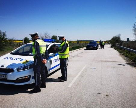 Нова акция на полицията дебне шофьорите за употреба на алкохол и наркотици