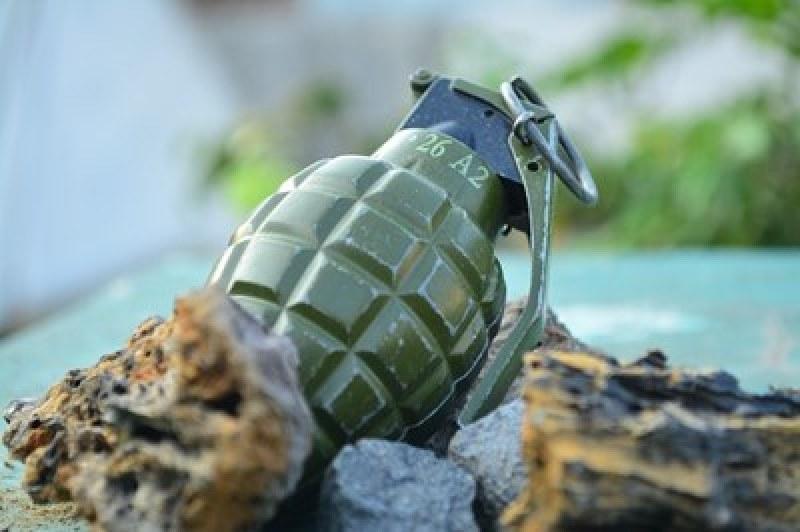 Откриха невзривена граната в Благоевград