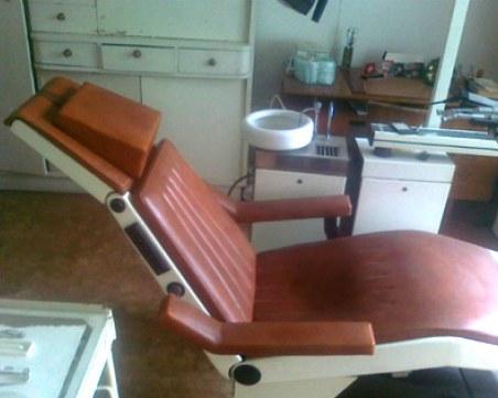 Зъболекарски стол гръмна в Кюстендил