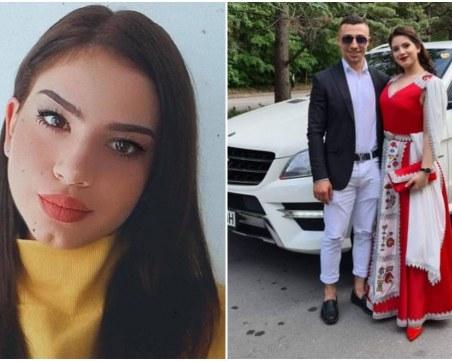 Абитуриентка прикова погледите с модернизирана българска носия