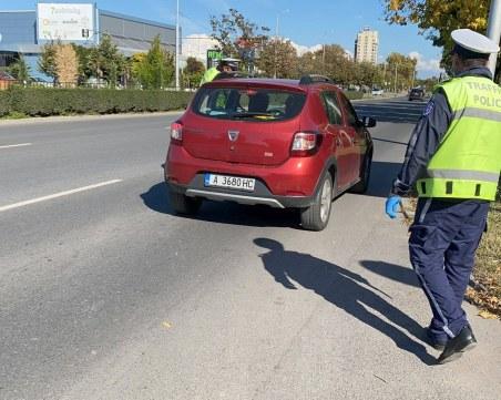 Спипаха пияни и надрусани шофьори по улиците в Пловдив и областта