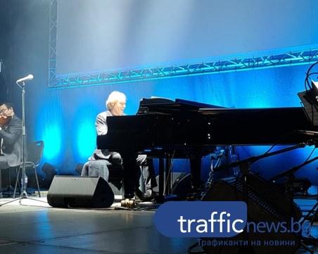 Ричард Клайдерман в Пловдив! Засвири върху 275-сантиметров роял