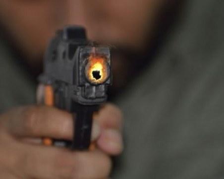 Стрелба по блок в София, полицията издирва стрелеца