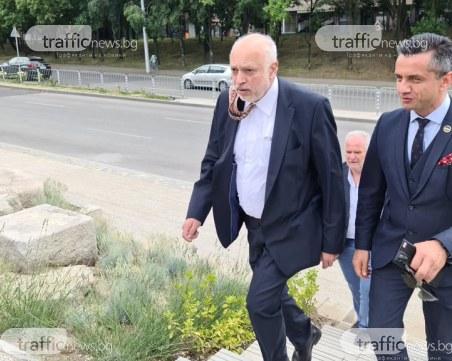 Министърът на културата в Пловдив: Има решение на МС за Голямата базилика