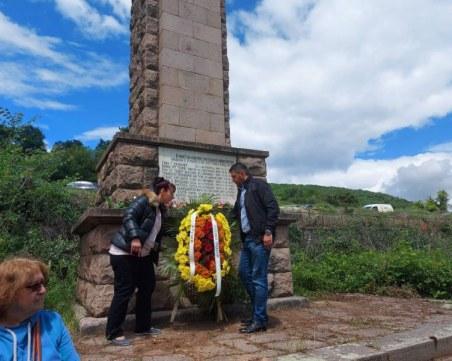 В Деня на Ботев: Откриха паметник на революционера в Цалапица