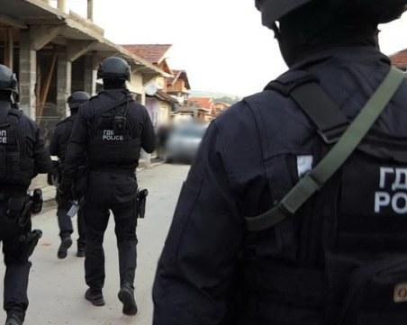 700 кг хероин, импрегниран в мрамор, е заловени при спецоперация в Сливен