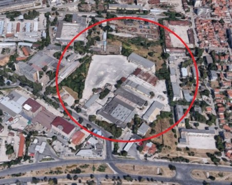 Бившата фабрика на Кока-кола поскъпна с 5,7 млн лева, след като уредиха ПУП-а