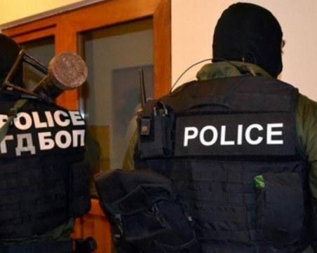 Голямо количество хероин е заловено при спецоперация на ГДБОП