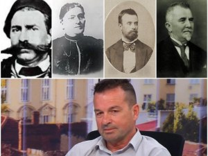 Бившият шеф на ДАНС - Пловдив събра в книга историята на именитите си предци
