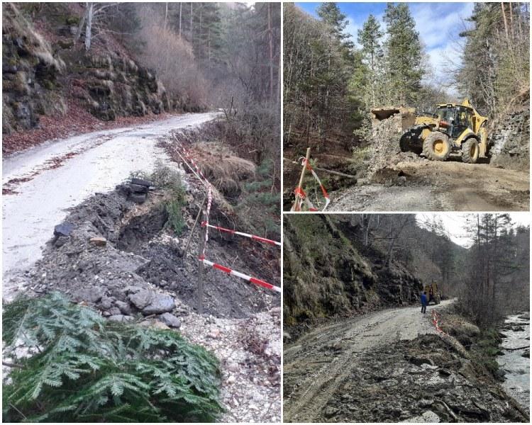Започва изграждането на пътя за Ситово и Лилково, до дни входират проекта в АПИ
