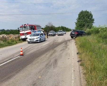 Тежка катастрофа във Врачанско, двама са загинали