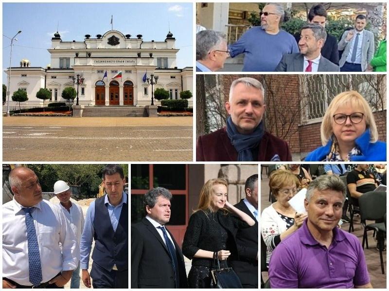 Партиите в Пловдив заложиха на сигурно, кандидат-депутатите идентични от вота през април
