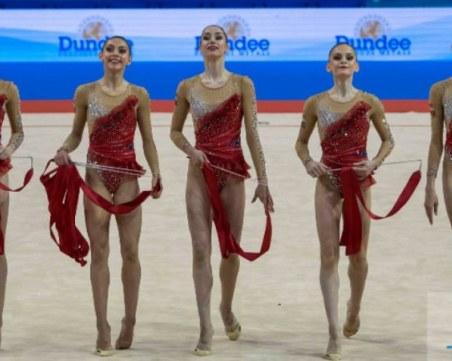 Девойките с три сребърни медала от европейското във Варна
