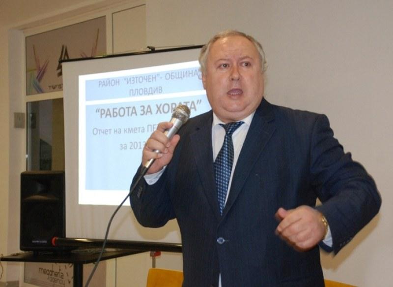 Доайенът Петър Петров напусна политиката и се върна като директор на школо