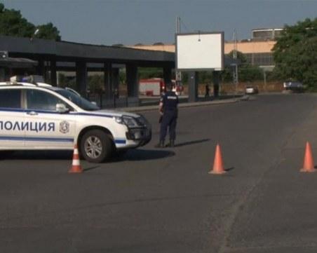 Изоставен куфар вдигна накрак сапьори на автогара в Бургас