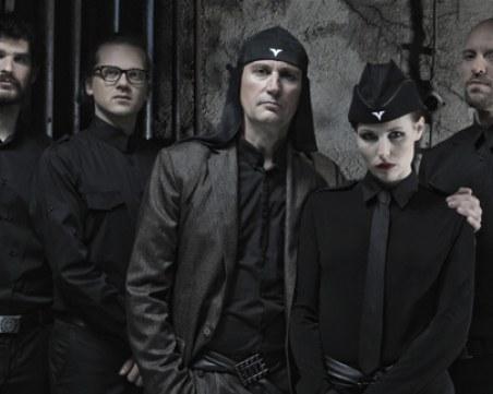 Laibach правят уникално мапинг шоу на Античния театър