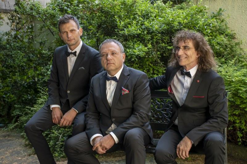 Ангел Заберски среща класиката с джаза в новия си албум