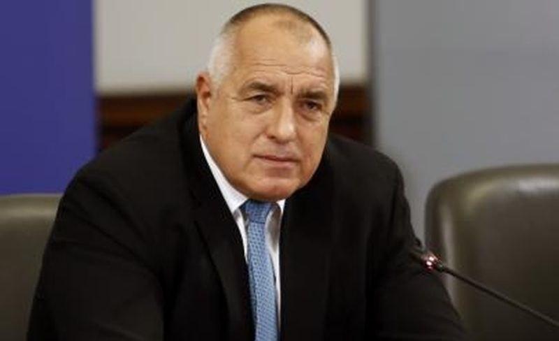 Бойко Борисов: Поклон пред паметта на майор Валентин Терзиев